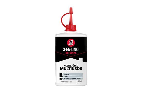 Lubricante multiusos gotero liquido 100 ml