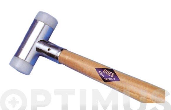 Martillo nilon antirebote an-116/35