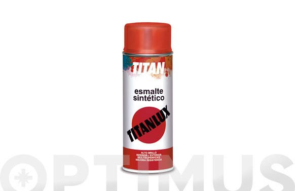 Esmalte sintetico spray 400 ml bermello