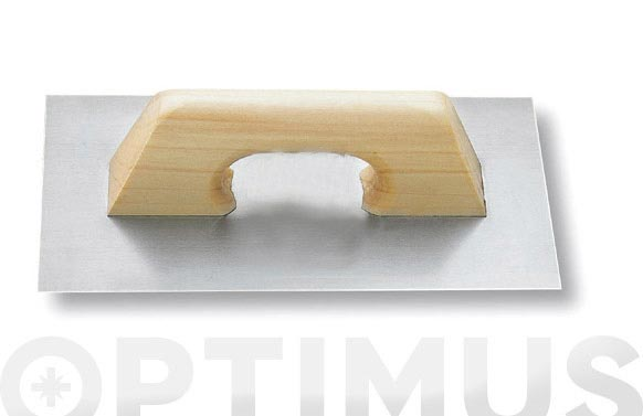 Llana rectangular 300 x 150 mm
