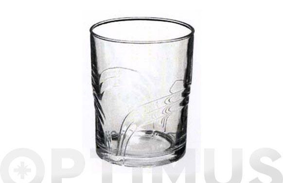Vaso (pack 6 und) arco agua