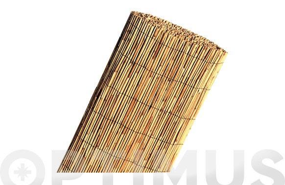 Cañizo bambu pelado catral 1,0x5 m