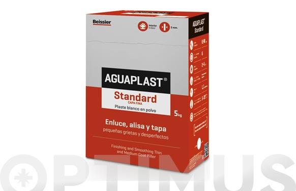 "Aguaplast standard ""polvo"" 5 kg"