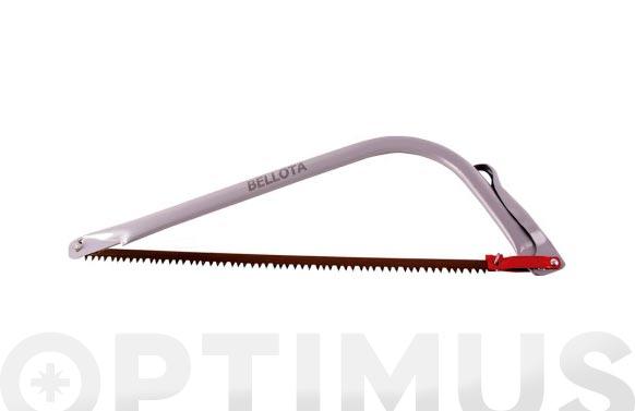 Arco de sierra dentado americano 54 cm