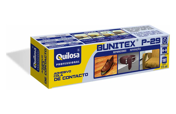 Adhesivo bunitex p-29 18-blis/50cc