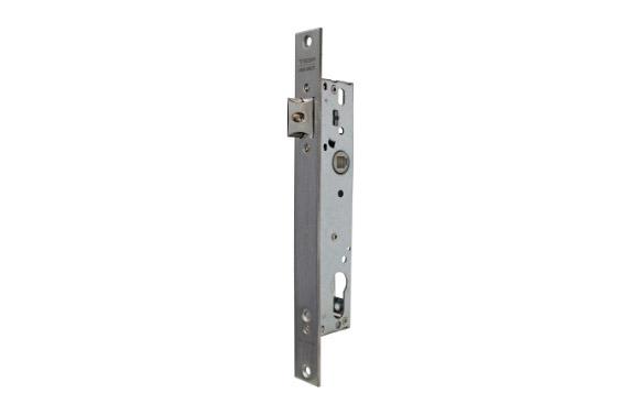 Cerradura puerta metalica serie 2210 2215-25 mm inox