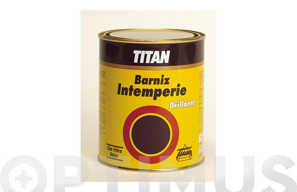 Barniz intemperie 0,5 l