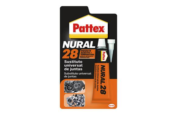 Adhesivo sustituto de juntas pattex nural 28 40 ml