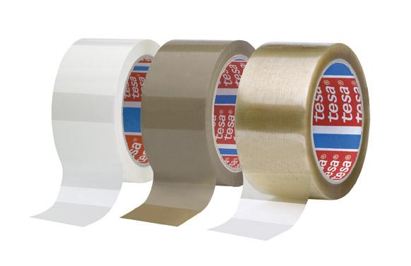 Cinta embalar polipropileno blanca 66 m x 50 mm