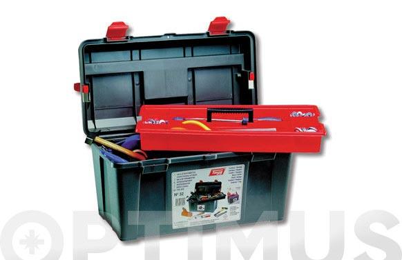 Caja herramientas plastico n.32