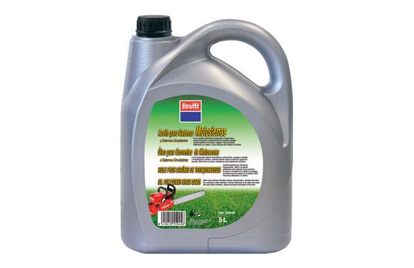 Aceite p/cadena motosierra 5 l