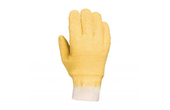 Guante anticorte latex talla unica