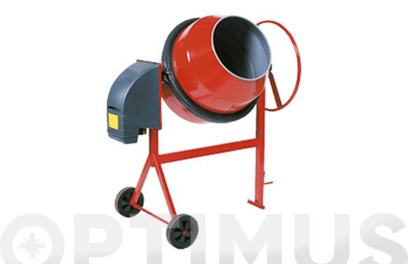 Hormigonera electrica 140l-700w
