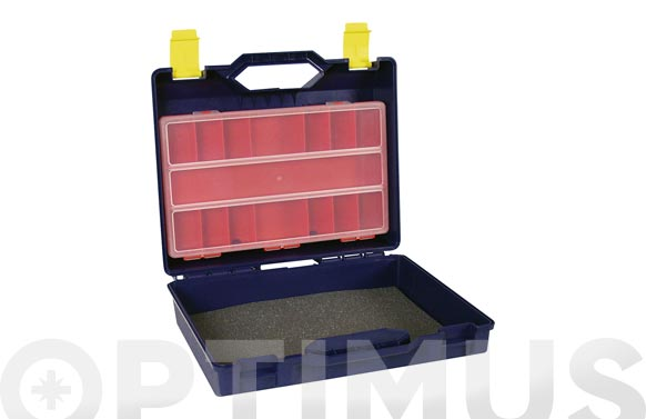 Maleta herramientas electricas n 41 azul 330 x 385 x 130 mm 1 estuche