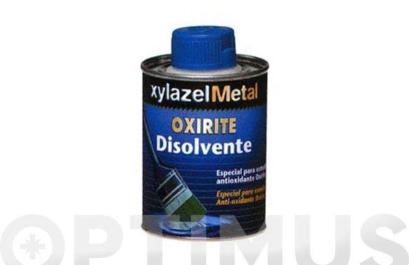 Oxirite disolvente 375 ml