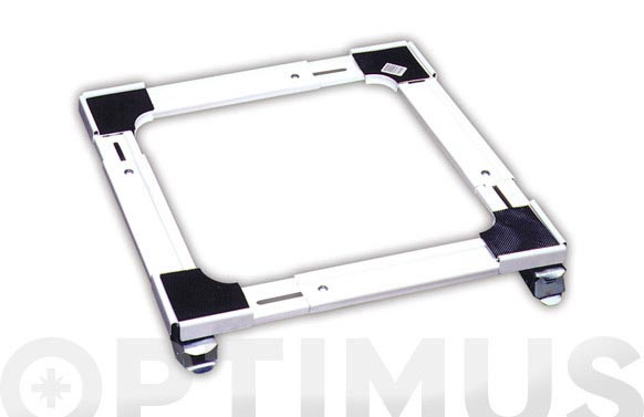 Soporte para electrodomestico-mueble s4-40 x 40 cm
