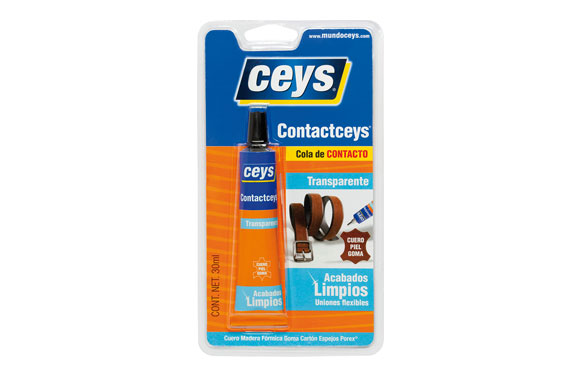 Cola contactceys transparente 30 ml
