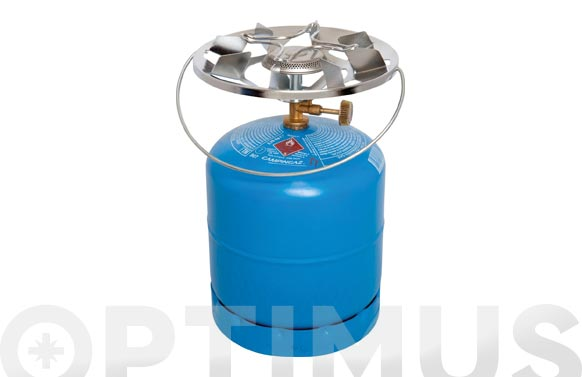 Hornillo portatil botella gas botella 900 rs