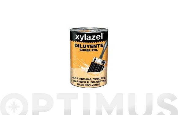 Disolvente poliuretano 750 ml