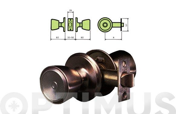 Cerradura pomo m c m 510 /3.3-60