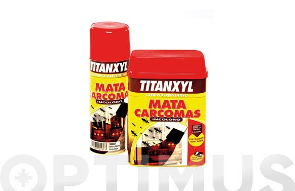 Matacarcomas titanxyl 750 ml
