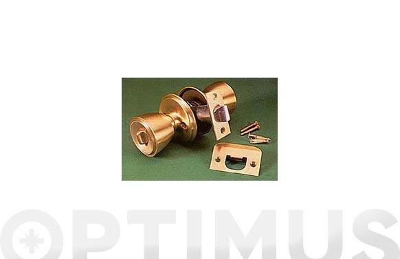 Cerradura pomo m c m 509b/3.3-70