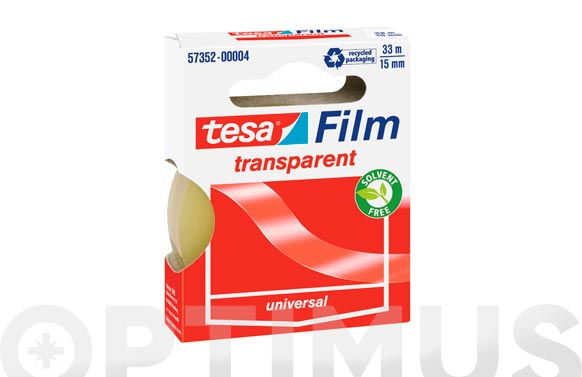 Cinta adhesiva practic film tesa 33x15