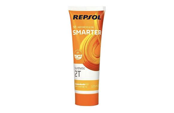 """Aceite repsol moto """"2 t"""" sintetico 125 ml (4,2 us fl. oz.)"""