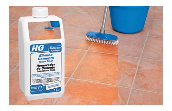 Elimina cemento suelo no poros 1 l