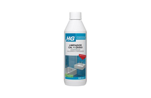 Limpiador manchas cal y oxido 500 ml
