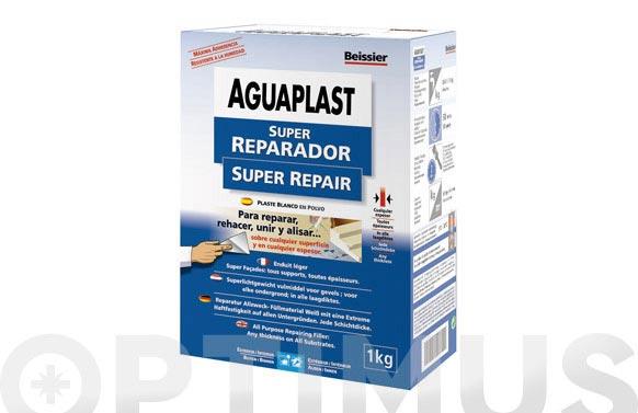 Aguaplast super reparador 1 kg polvo