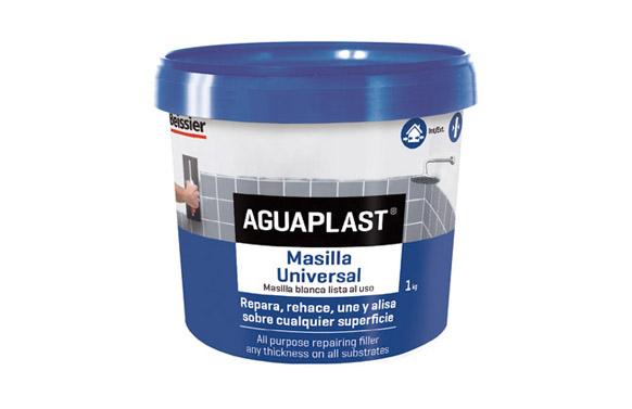 Aguaplast masilla universal pasta 1 kg