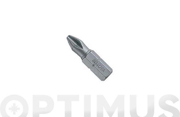 Punta atornillar std exagonal 3 unidades - 6318-5