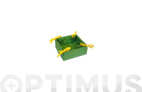 Porta servilletas b.art 366 verde