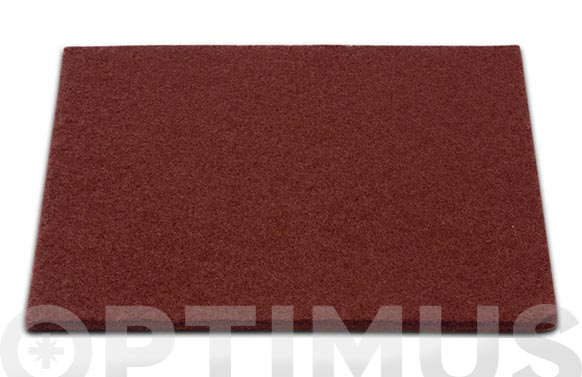 Deslizador de fieltro adhesivo marron 100x85mm