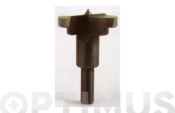 Fresa p/bisagra cazoleta h-30 d40 m/d