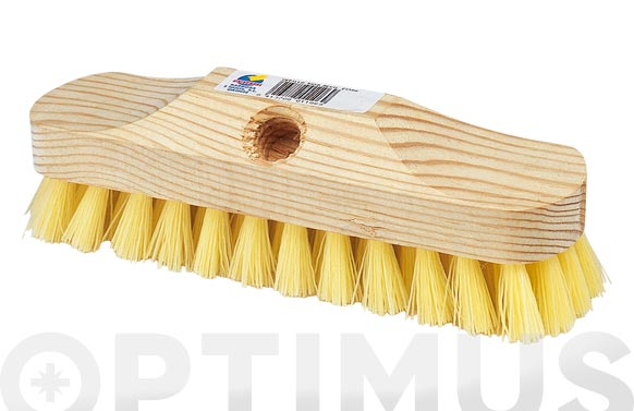 Cepillo buque mexil sin mango 5x10 fibra 25mm