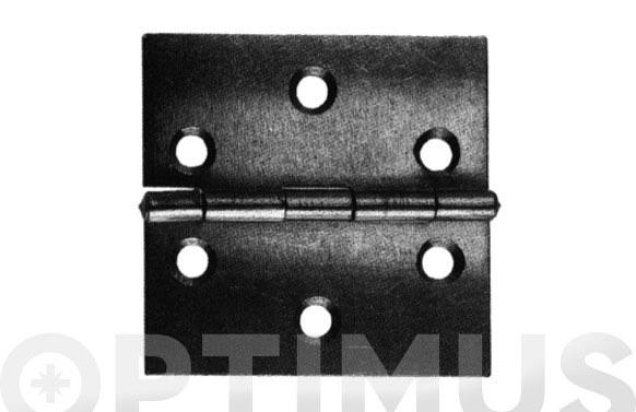 Bisagra hierro pulido schroeder 5002 3/4