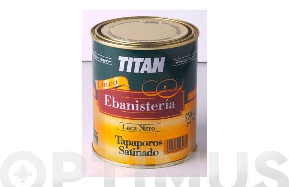 Laca tapaporos nitro 750 ml
