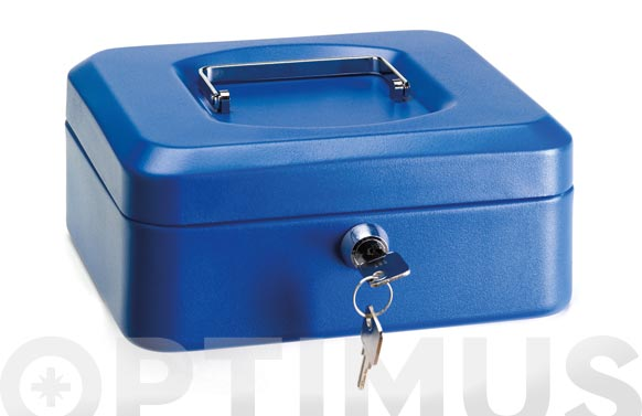 Caja de caudales elegant azul t1 80 x 152 x 118