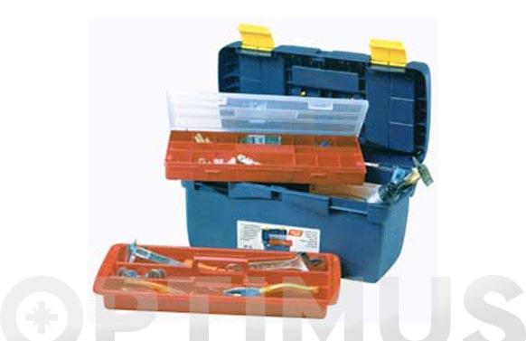 Caja herramientas plastico n.16