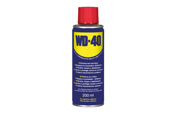 Aceite lubricante multiusos spray 200 ml