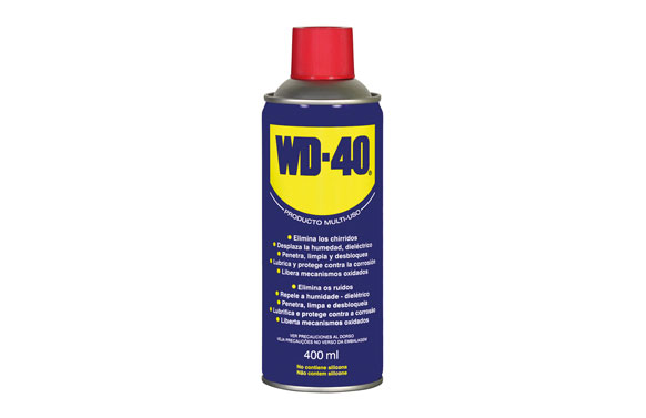 Aceite lubricante multiusos spray 400 ml