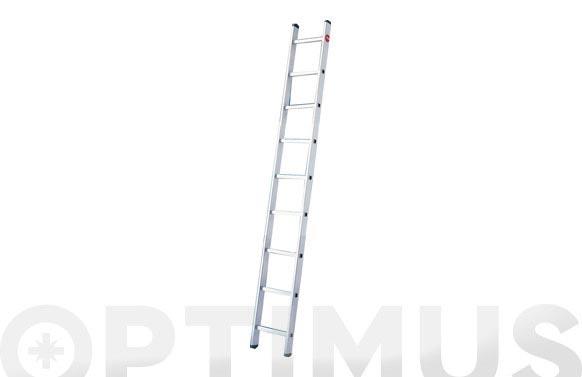 Escalera aluminio fija 6 peldaños