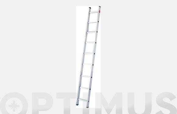 Escalera aluminio fija 9 peldaños