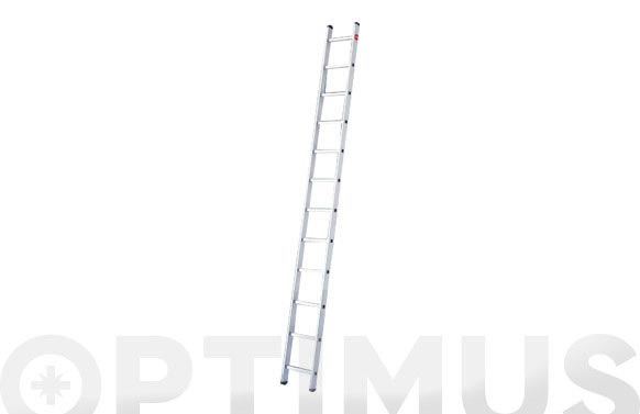 Escalera aluminio fija 12 peldaños