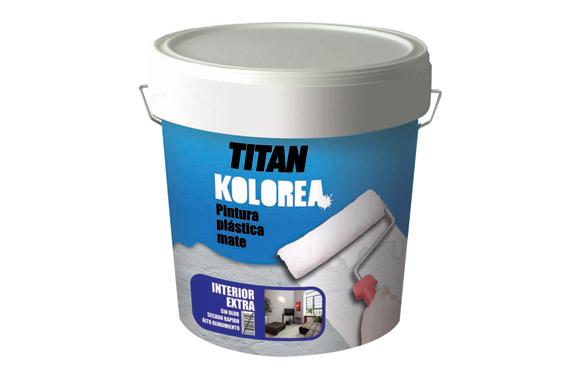 Pintura plastica exterior mate decor fachada 12kg