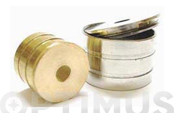 Soporte lateral barra stor ø 12 mm cromado
