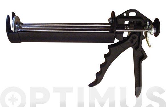Pistola anclaje quimico 12:1 380/410 ml