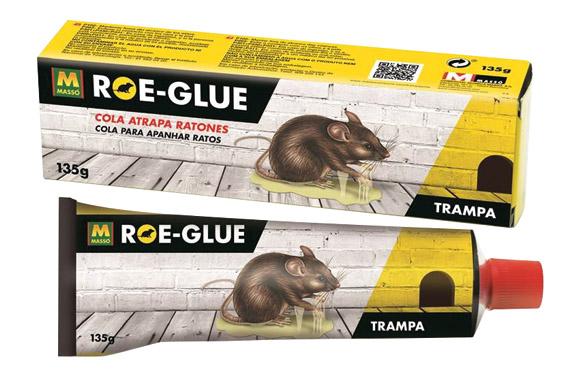 Cola atrapa ratones roe-glue 135 gr